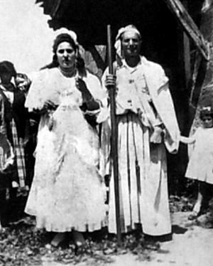 Adán e Eva  en 1958